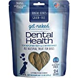 Cheap Get Naked Grain-Free Small Dental Chew Bone 15Oz Bag