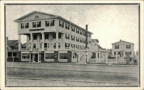 Hotel Ashworth Hampton Beach, New Hampshire Original Vintage Postcard