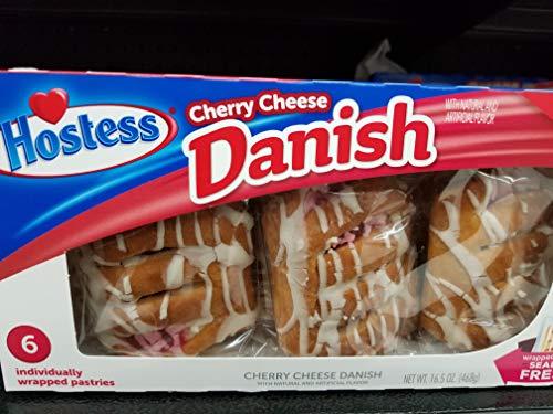 Hostess Cherry Cheese Danish ()