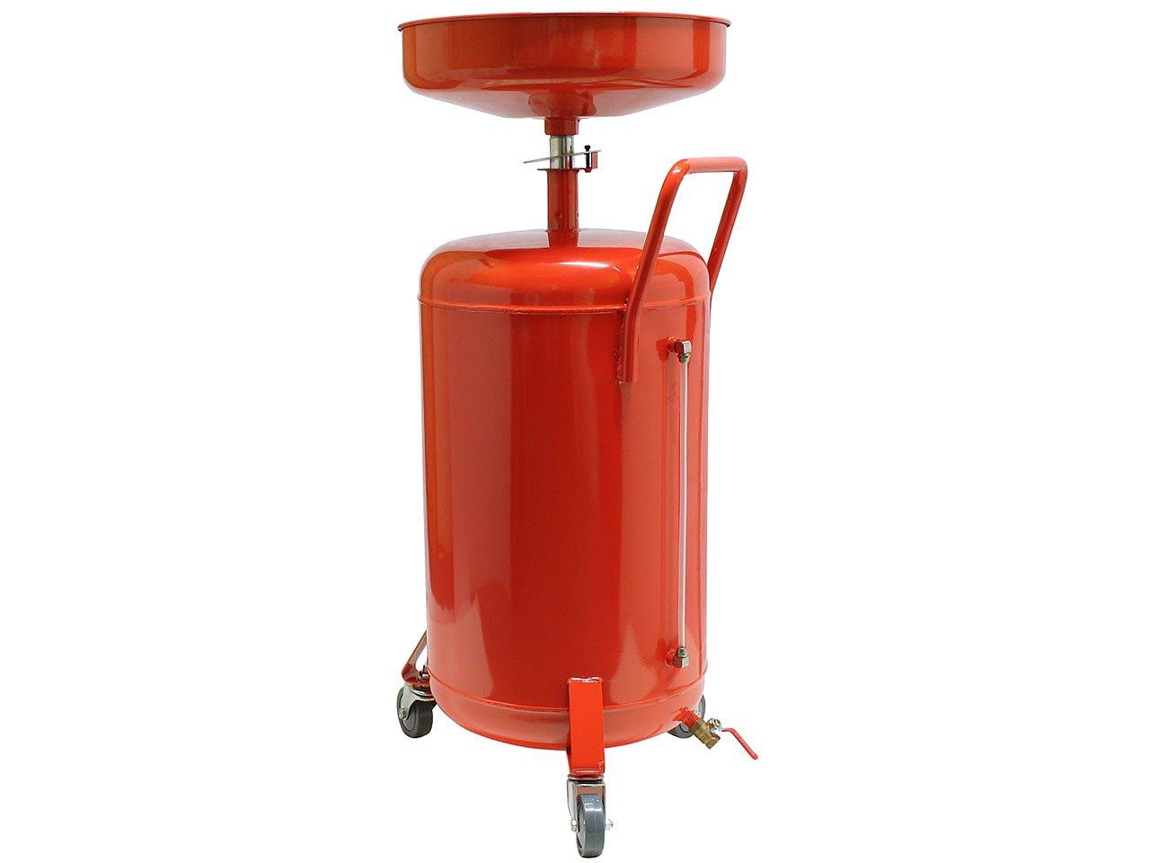 Recuperador de Aceite de desagüe de 90L varanmotors: Amazon.es: Coche y moto