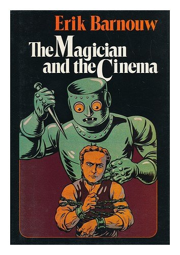 The Magician and the Cinema by Oxford University Press