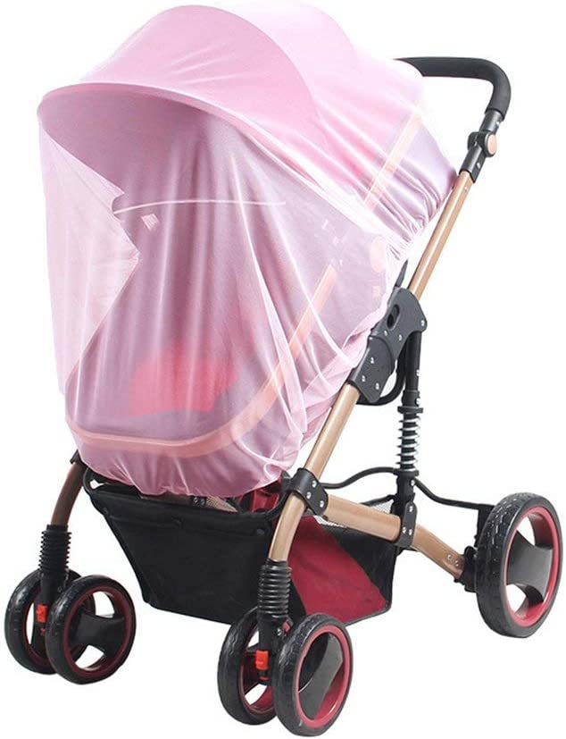 Amerryllis 1 Pc Hot Full Outdoor Baby Infant Kids Stroller Pushchair Mosquito Insect Net Mesh Buggy Cover Baby Mosquito Net