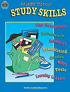 Printables Study Skills Worksheets Middle School amazon com soar study skills a simple and efficient system for middle school skills
