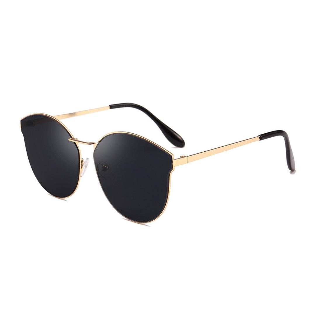 ❤️Gafas, Challeng -Gafas de sol grande brillante. Retro Clout ...