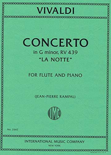 VIVALDI, Concerto in G minor, RV 439,