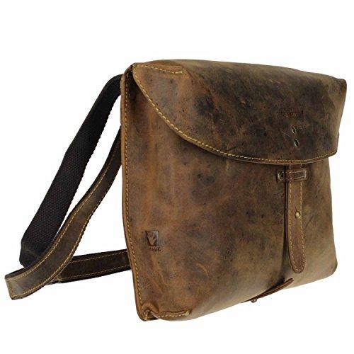 Greenburry Vintage Sac bandoulière cuir 31 cm