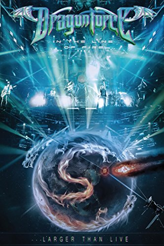 DragonForce - In the Line of Fire... Larger Than Live