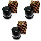 2012-2016 Honda NC700 X DCT ABS Oil Filter - (3 pieces)