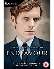 Save on Endeavour Series 1-5 [DVD] [2018] and more