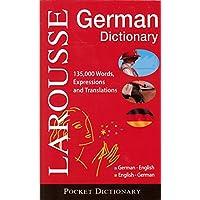Larousse Pocket Dictionary: German-English/English-German
