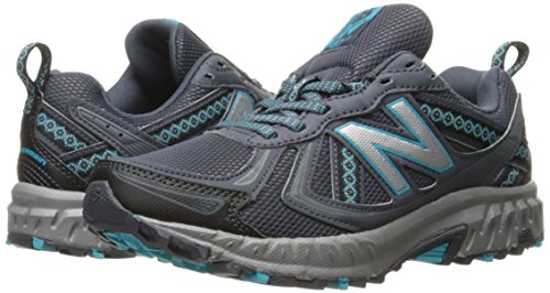 Best Running Shoes. New Balance Women's WT410v5 Cushioning Trail Running Shoe. #runningshoes