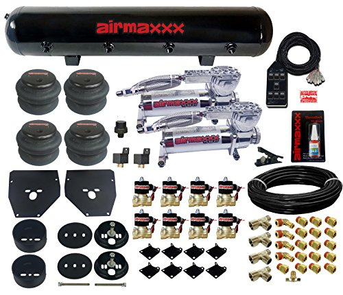 airmaxxx Air Ride Suspension Kit 1963-1972 Chevy C10 Truck
