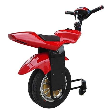 XYDDC Monociclo eléctrico Scooter autobalanceo 500W Adultos ...