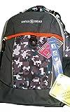 SwissGear Daypack Grey Lightweight Laptop Backpack