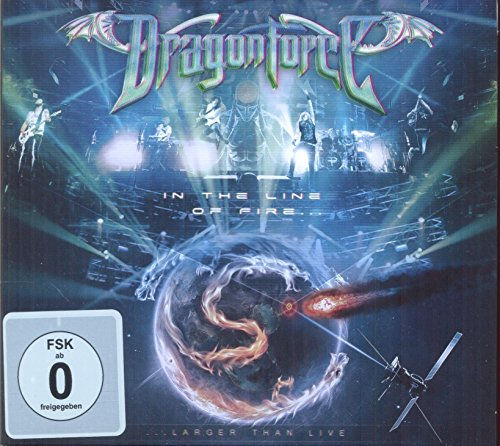 Dragonforce: In The Line Of Fire (Audio CD)