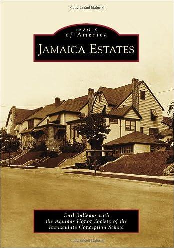 Jamaica Estates Images Of America Carl Ballenas Aquinas Honor Society The Immaculate Conception School 9780738572550 Amazon Books