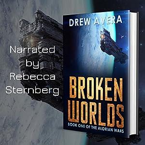 Broken Worlds Audiobook