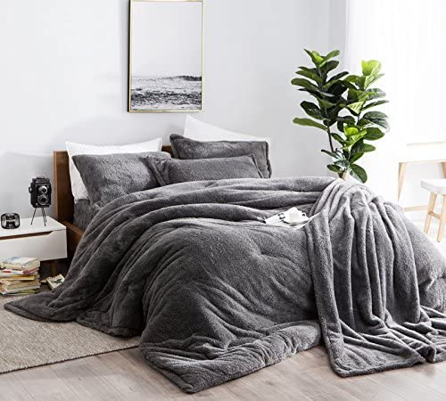 Amazon Com Dormco Coma Inducer Twin Xl Comforter Charcoal