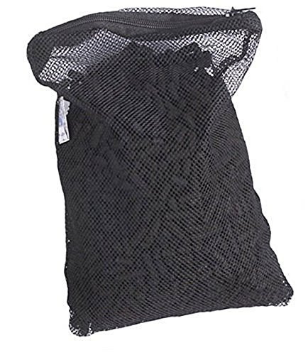 (NTnormal 10 Piece, Activated Charcoal Carbon in Free Mesh Media Bags for Aquarium Fish Pond Canister Filter Bags, 10)