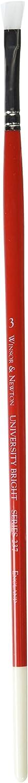 Winsor /& Newton University Series 237 Bright Long Handle Brush Size 6