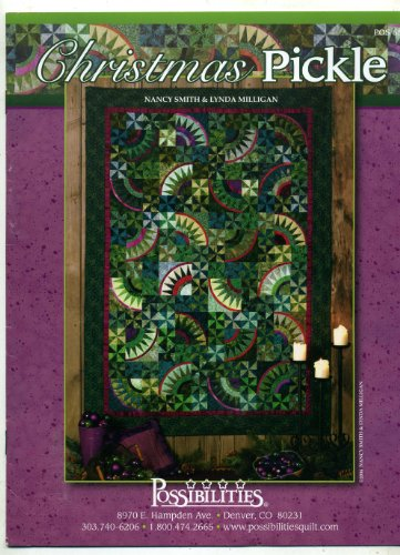 The Christmas Pickle (Quilt Pattern)