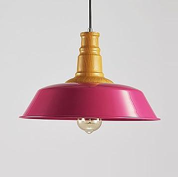 Amazon.com: LJJL Ceiling Light Retro Industrial Style Iron ...