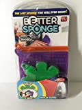 Better Sponge - As Seen On T.V Review and Comparison