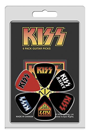 Perris leathers lp-kiss2 guitar picks