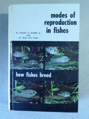 Modes of reproduction in fishes (Reproduction Fish)