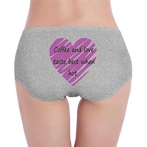 Tast Best When Hot Seamless Women Underpants Ash X-Large (Cast And Crew Of 50 Shades Of Grey)