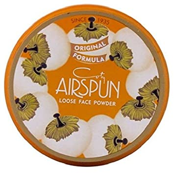 COTY Airspun Loose Face Powder Translucent Extra Coverage 3 Pack