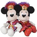 ミニー・オー!ミニー ミッキーマウス ミニーマウス ぬいぐるみセット【東京ディズニーランド限定】