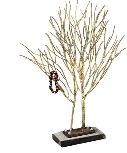 Jewelry Willow Tree Display Stand, Metal - 24