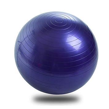 Ssery 75CM Pelota de Ejercicio Anti-Burst para Yoga, Equilibrio ...