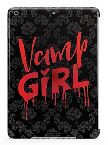 Inspired Cases 3D Textured Vamp Girl Case for iPad Mini