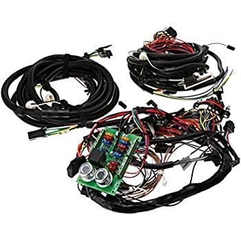 amazon com omix ada 17203 01 wiring harness automotive rh amazon com centech wiring harness reviews Wiring Harness for Early Broncos