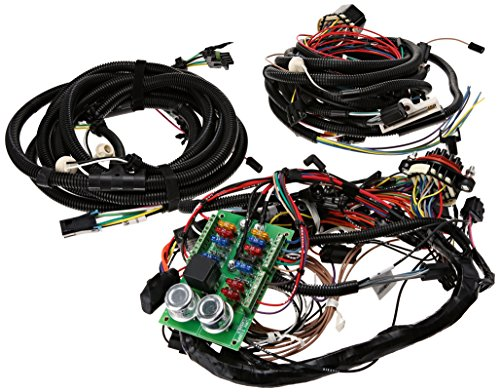 omix ada 1720302 chassis wire harness frugal mechanic