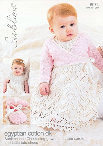 Sublime Egyptian Cotton Dk Baby Christening Gown Cardie Shoes