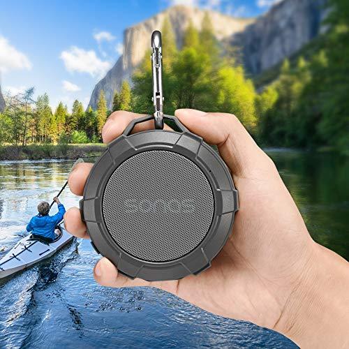 Save 63% on a waterproof bluetooth speaker