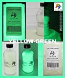 Yellow-Green Glow in the Dark Pigment Powder (ENCAPSULATED)(1 Oz / 28.35 ...