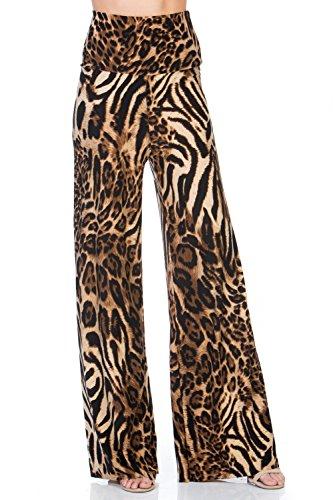 cheetah dress plus size - 1