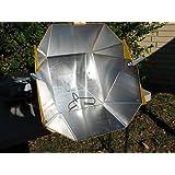 All Season Solar Cooker and Trivet