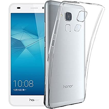 best website ce7b3 7830f Transparent Back Cover for Huawei Honor 5c