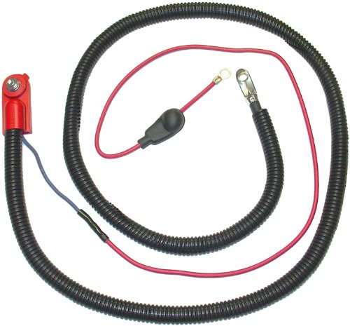 ACDelco 2SD70XG Professional Positive Battery Cable (Chevy S10 1994 Hood Cable compare prices)