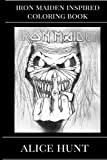 Iron Maiden Inspired Coloring Book: Eddi...