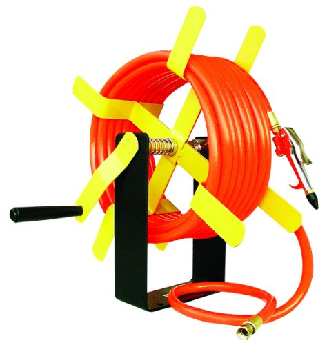 Pvc Air Hose Reel - 8