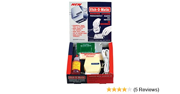 Etch-O-Matic Super Kit