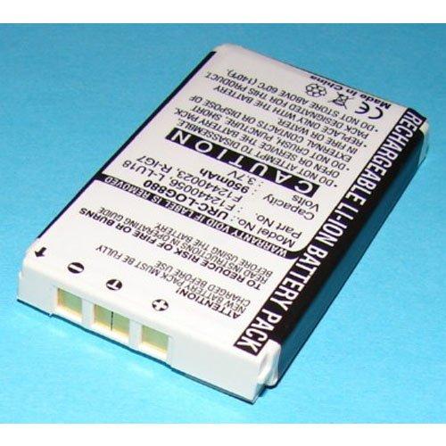 Dantona 3.7V, 950mAh Battery for Logitech 880 Remote (LOG880)
