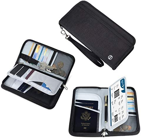 Vemingo Passport Passports RFID Blocking Organizer product image