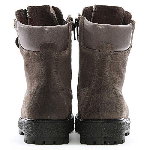 Grey Suede Zip Boots Grey Front Ankle Daniel Suede Mora OgUwxaUZ